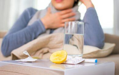 За тиждень на грип захворіли понад 8 тисяч черкащан