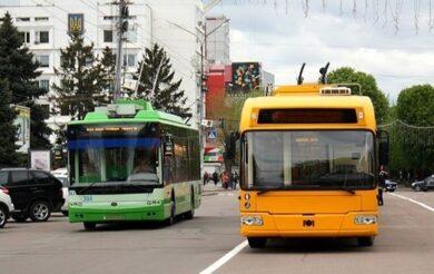 Черкаські тролейбуси застрахують від ДТП