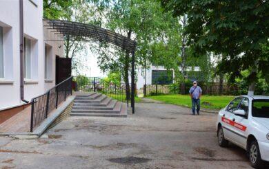 Центр громадської вакцинації запрацював і в Золотоноші
