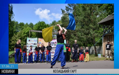 На Черкащині триває обласний етап військово-патріотичної гри «Сокіл» (ВІДЕО)