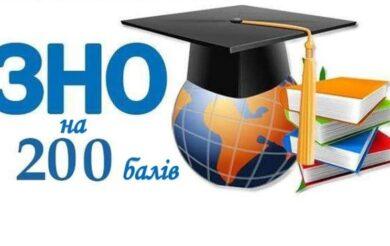 Їх вже троє: у Черкасах ще двоє учнів отримали 200 балів на ЗНО