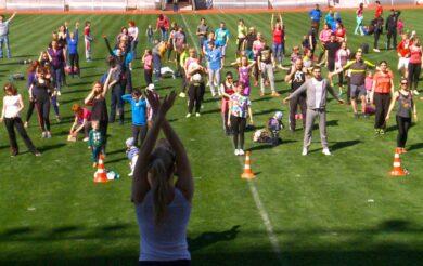 Олімпійський день у Черкасах відзначать масштабною зарядкою (Фото)