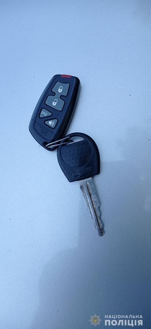 ключі від авта