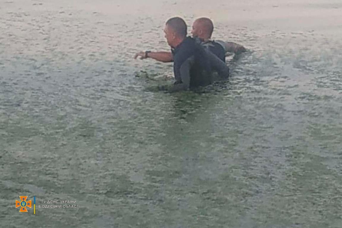 рятувальники шукають хлопця