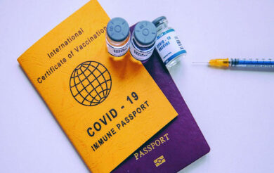 паспорти та вакцини
