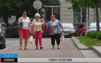 На Черкащині рівень смертності у 3,5 рази перевищує рівень народжуваності (ВІДЕО)