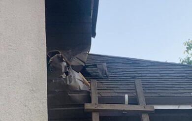 На Черкащині невідомий кинув гранату в будинок підприємця