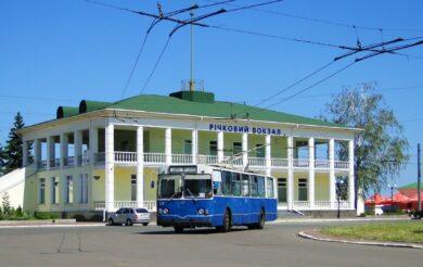 Черкаські тролейбуси їздитимуть за зміненим графіком руху