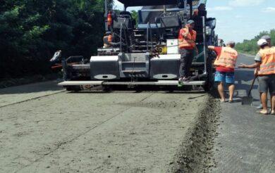 Розпочався ремонт об'їзної біля Звенигородки (ФОТО)