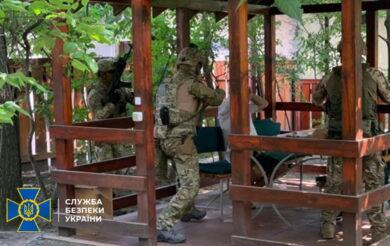 На Черкащині піймали військового розвідника від РФ