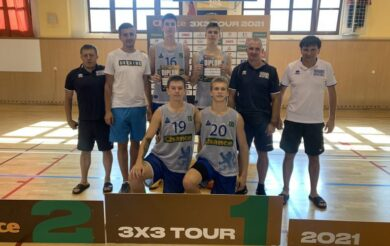 Двоє із «Черкаських Мавп» відіграли зі збірною України турніри в Польщі та Чехії