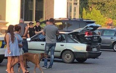 У Черкасах байкери побили чоловіка та жінку: поліція встановлює обставини (Фото, відео)