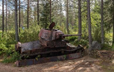 Туризм у Фінляндії: радянсько-фінська війна і українці