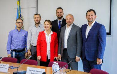 У Черкаській міській раді підписали меморандум у сфері цифровізації
