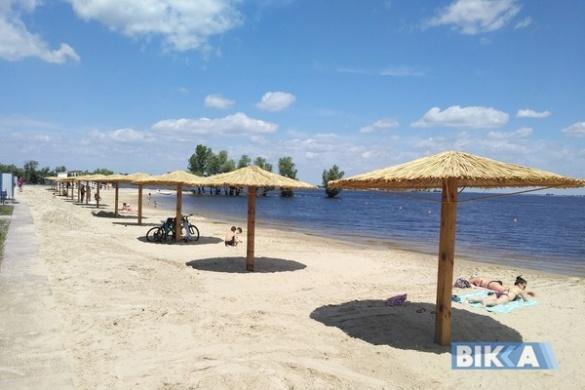 Пляжи Черкас
