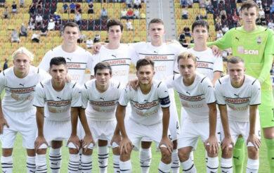 Черкаський футболіст дебютував за «Шахтар» у Юнацькій лізі УЄФА