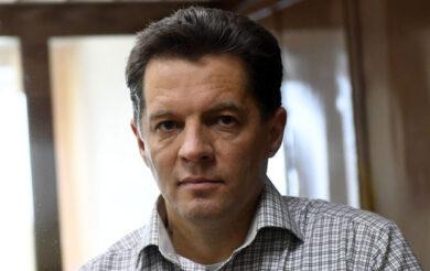 Бранець Кремля Роман Сущенко йде в депутати