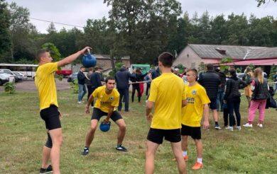 У Черкасах відбувся спортивний фестиваль «Україна – країна найсильніших людей»