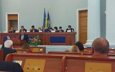 Олександр Скічко: питання покращення стану поводження з відходами потрібно вирішувати спільно