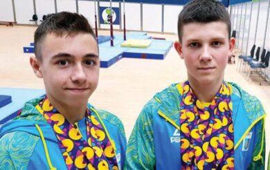 Двоє черкаських гімнастів виступатимуть на чемпіонаті світу в Японії