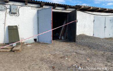 В Оршанці чоловік підірвався на гранаті (Фото)