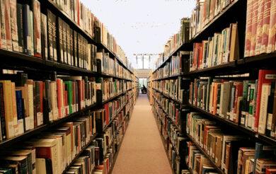 бібліотека книги
