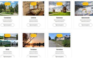 Кращі з кращих: села з Черкащини змагаються за звання найгарніших