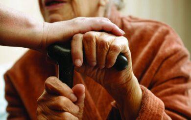 пенсіонер інвалід бабуся старість