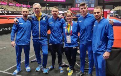 Черкаські гімнасти вийшли до фіналів чемпіонату світу