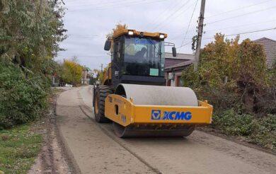 У Черкасах триває поточний ремонт кількох вулиць