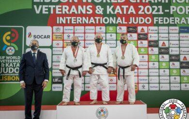 Черкащанин став чемпіоном світу з дзюдо серед ветеранів