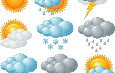 Прогноз погоди на Черкащині на 25 жовтня