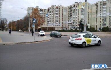 У Черкасах машина збила підлітка (Фото)